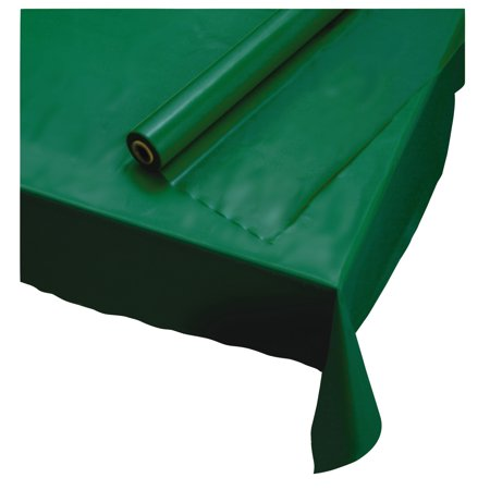 Hoffmaster Plastic Roll Tablecover, 40