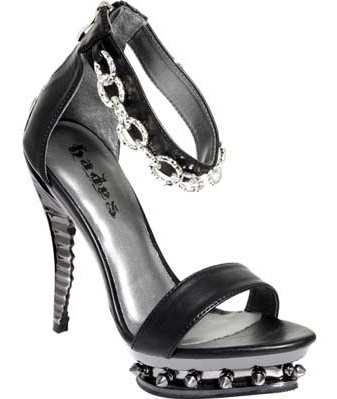 RAZOR Open Toe Strapped Pump Economical, stylish, and eye-catching shoes
