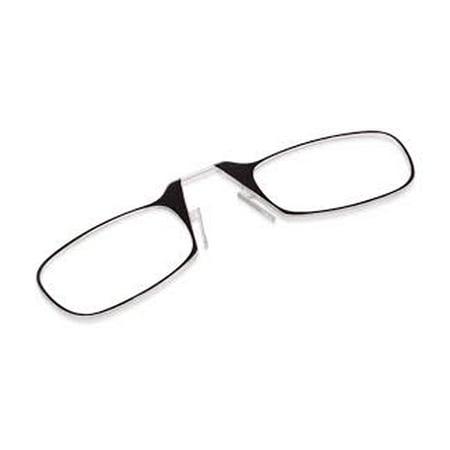 a89618a8df96 ThinOPTICS Reading Glasses + Black Universal Pod Case | Classic Collection,  Black Frames, 1.50 Strength, - Walmart.com