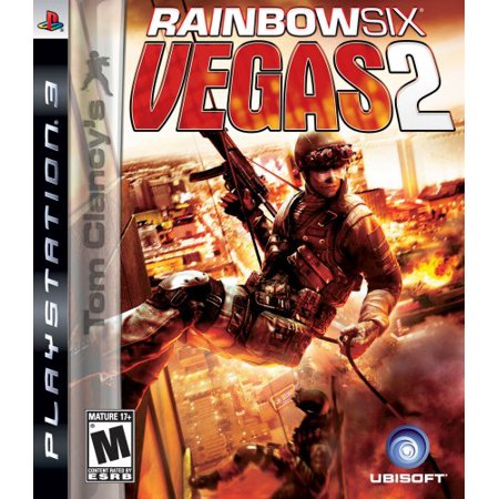 Tom Clancy's Rainbow Six Vegas 2 - PS3 (Rainbow Six Vegas 2 Best Weapons)