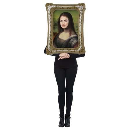 Halloween Adult Mona Lisa Kit Costume