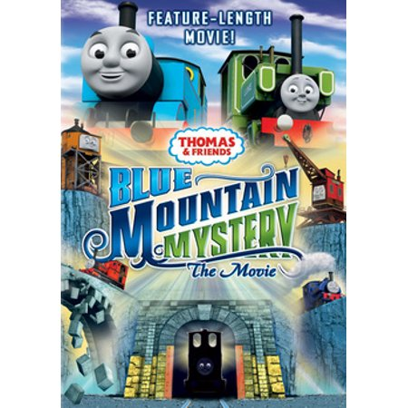 Thomas & Friends: Blue Mountain Mystery The Movie (DVD)
