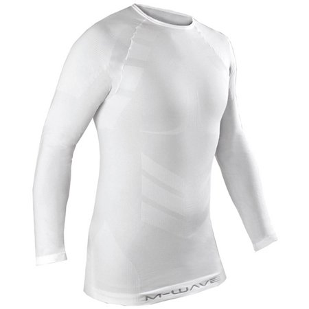 Ventura Epic LS White Long-Sleeved Shirt, XS/Small