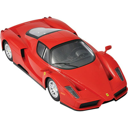 RED FERRARI ENZO R/C CAR WITH