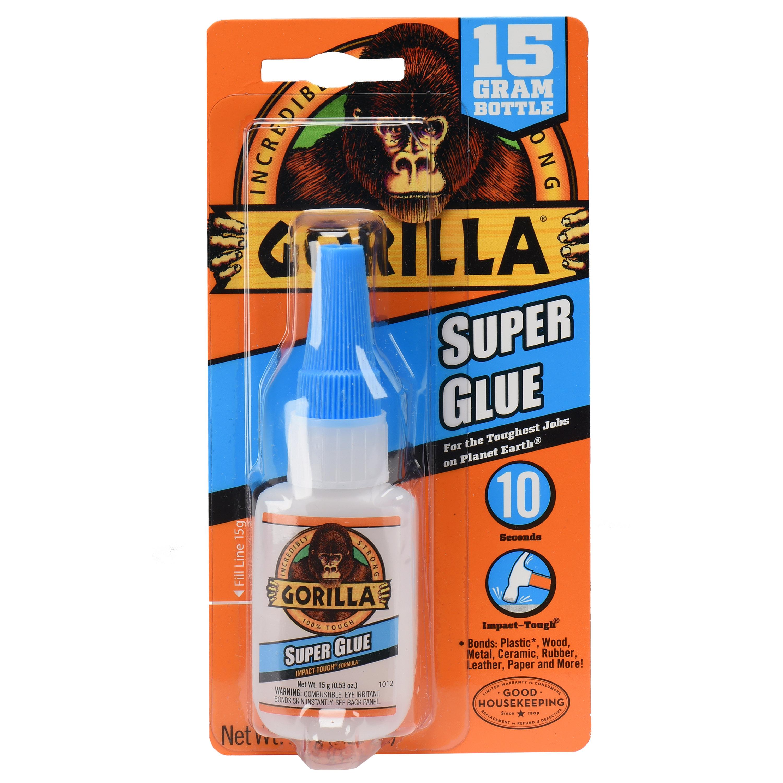 Gorilla Super Glue, 15g
