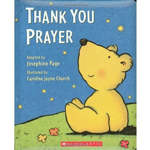 Thank You Prayer