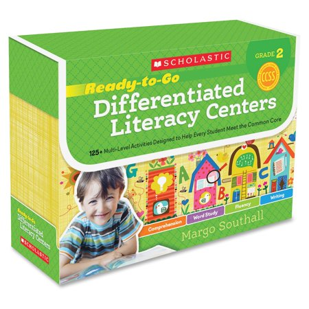 Scholastic Res. Grade 2 RTG Differentiated Literacy Center (shs-0545549981)