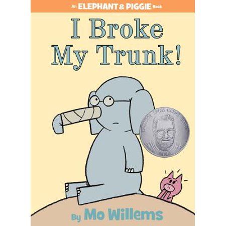 - I Broke My Trunk! (an Elephant and Piggie Book) (Hardcover)