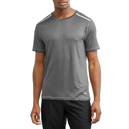 Hind Men's Printed Elite Training Short Sleeve - Barcelona Lightweight Training Top