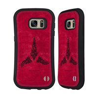 OFFICIAL STAR TREK KLINGON WEAPON ART HYBRID CASE FOR SAMSUNG PHONES
