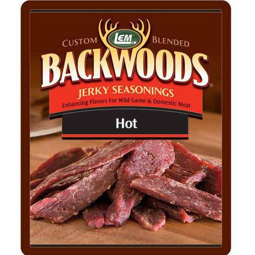 LEM Backwoods Jerky Seasoning, Hot