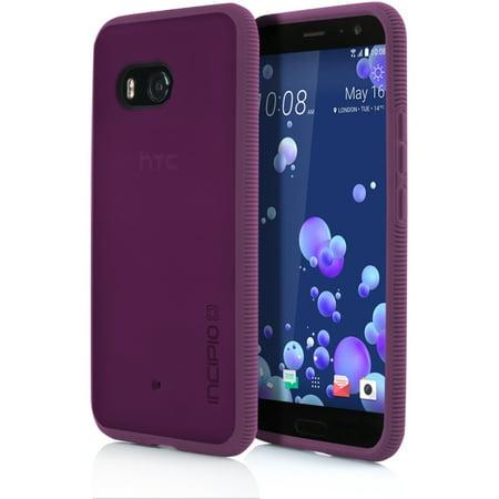 buy popular 12ec7 d0d55 Incipio Octane Shock-absorbing Co-molded Case for HTC U11 - Smartphone -  Translucent, Raspberry - Textured, Chic Hexagon Pattern - Smooth - ...