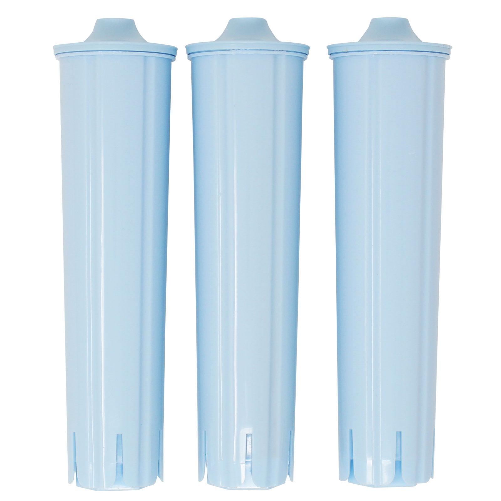 3 Compatible Water Filter Cartridge for Jura-Capresso IMPRESSA C9 Fully Automatic Coffee Center - Compatible Jura Clearyl Blue Water Filter