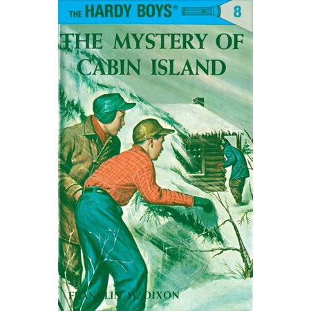 Hardy Boys 08: the Mystery of Cabin Island (Best Of Francoise Hardy)