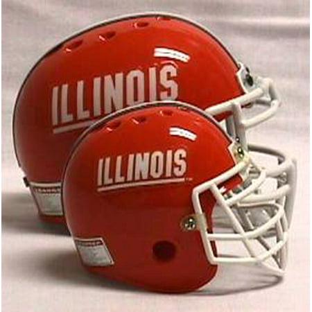 Illinois Fighting Illini Micro Helmet by Wingo Sports Group (4765813821)