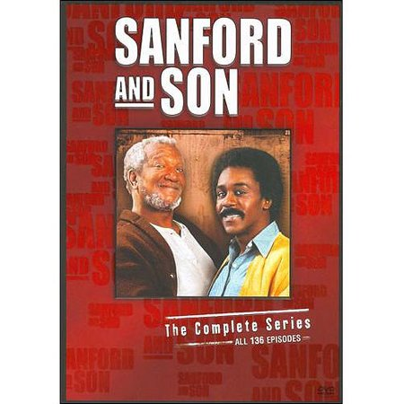 Sanford And Son  The Complete Series  Hub Pack   Full Frame