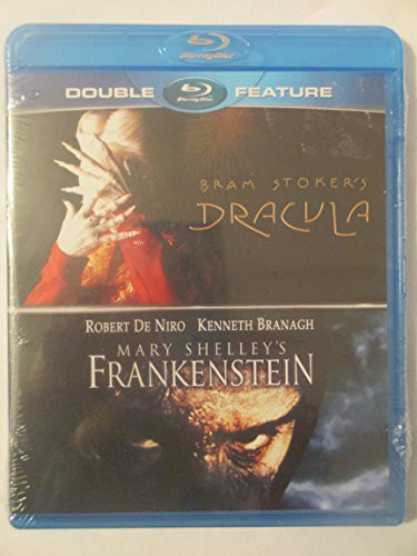 Bram Stoker's Dracula   Mary Shelley's Frankenstein (Blu-ray) by SONY HOME PICTURES ENT.