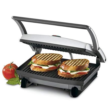 Item is Cuisinart GR-1 Griddler Panini and Sandwich Press ()