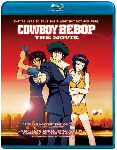 Cowboy Bebop: The Movie (Blu-ray) by Cowboy Bebop