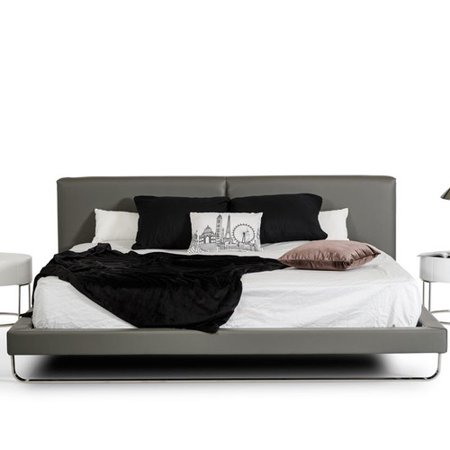 Vig Furniture Upholstered Platform Bed