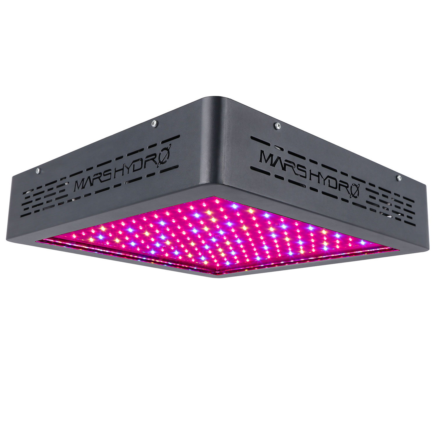 Mars II 900W LED Grow Light Hydro Indoor Plant Full Spectrum IR Hydroponic Plant Growing Lamp For Veg Flower Seedling Flowering Budding Vegetative Bulb Kits Low Electricity Cost
