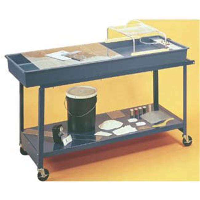 Hubbard Scientific 910 Hydro-Geology Stream Table Cart only