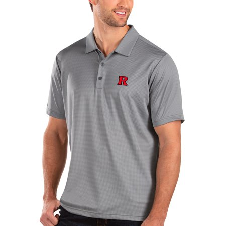 Rutgers Scarlet Knights Antigua Balance Polo - (Best Marathon Shoes For Heavy Runners)