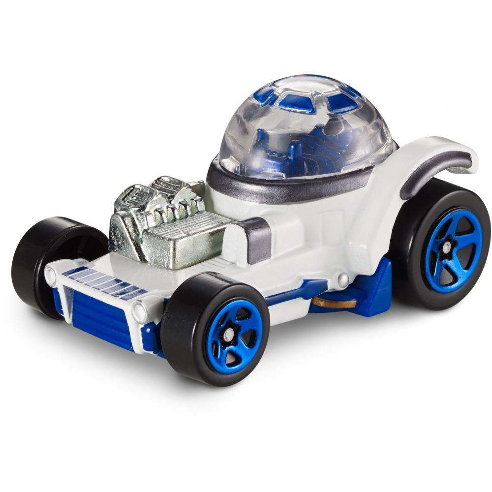 Hot Wheels Star Wars R2-D2 Character Car