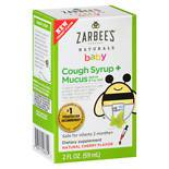 ZarBee's Naturals Baby Cough/Mucus Relief Cough Syrup Cherry 2.0 fl oz (PACK OF (Zarbees Cough Syrup And Mucus Relief Reviews)