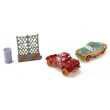 Disney/Pixar Cars 3 Crazy 8 Crashers Jimbo & T-Bone Vehicle 2-Pack