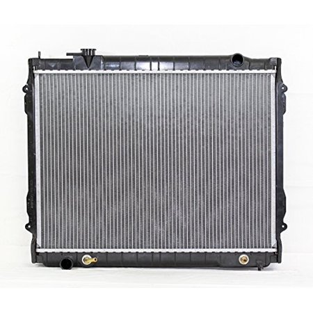 Radiator - Pacific Best Inc For/Fit 1778 Toyota Tacoma Pickup 2 Wheel Drive AT 4 Cylinder 2.4L