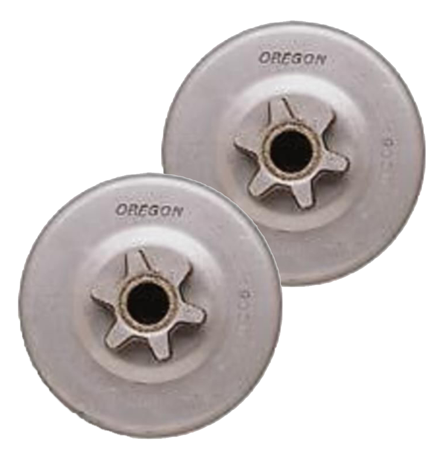 Homelite Chainsaw (2 Pack) Replacement  Spur Sprocket # 27958-2PK