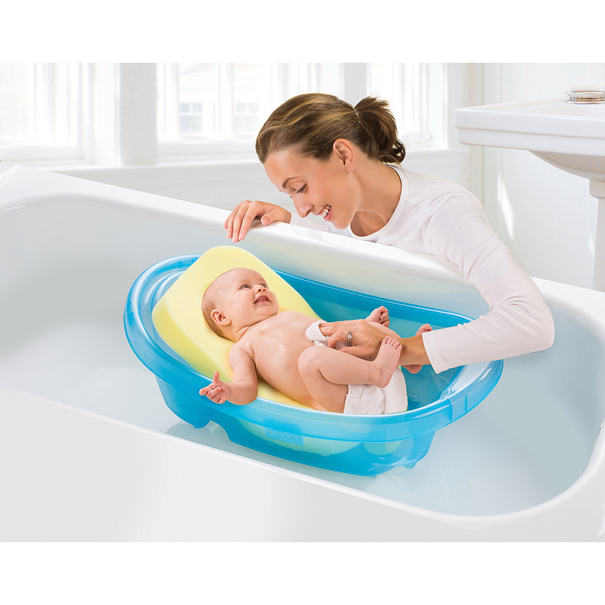Summer Infant Comfy Bath Sponge - Walmart.com