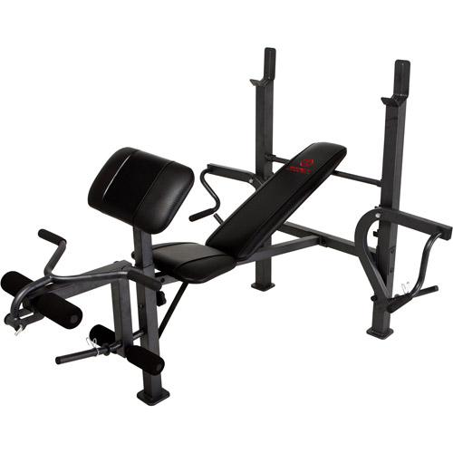 Marcy Standard Weight Bench with Butterfly MD-389