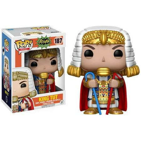 King Tut Replicas (FUNKO POP! HEROES: DC HEROES - KING TUT)