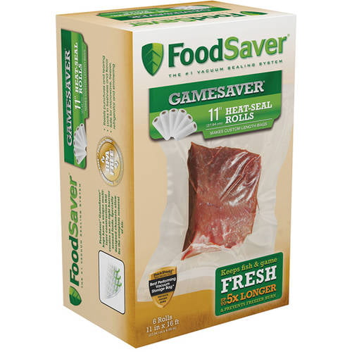 "Click here to buy FoodSaver GameSaver 11"" x 16"