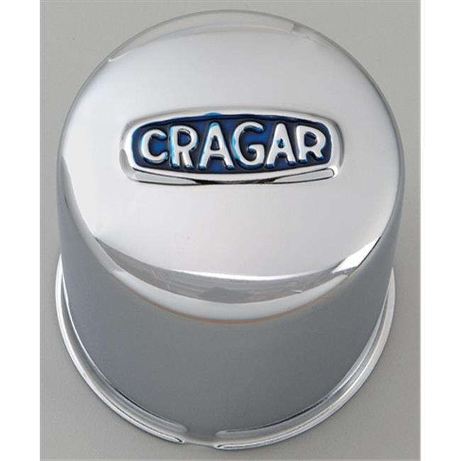 Cragar 292701 Wheel Center Caps 3.30 In.