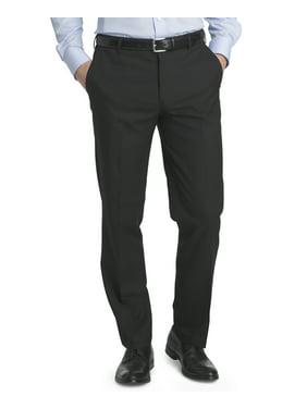 Arrow Men's AroFlex Flat Front Dress Pant