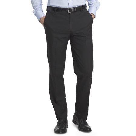 - Arrow Men's AroFlex Flat Front Dress Pant