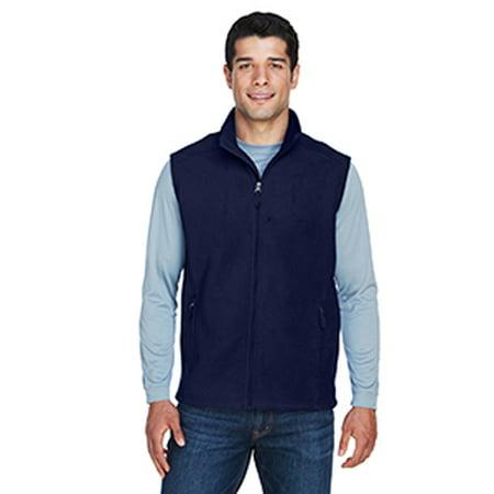 Ash City - Core 365 Men's Journey Fleece Vest 88191