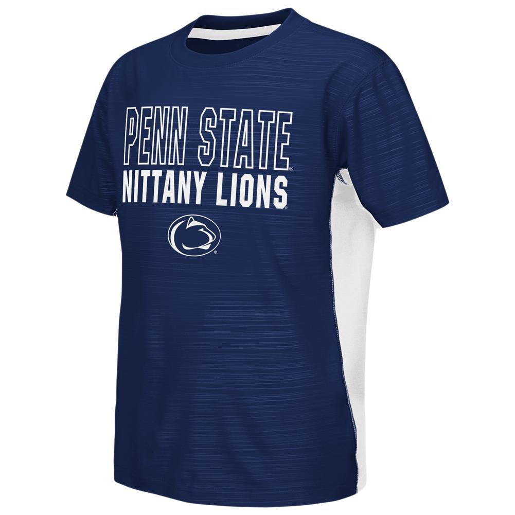 Penn State University Youth Tee Performance Poly Logo T-Shirt