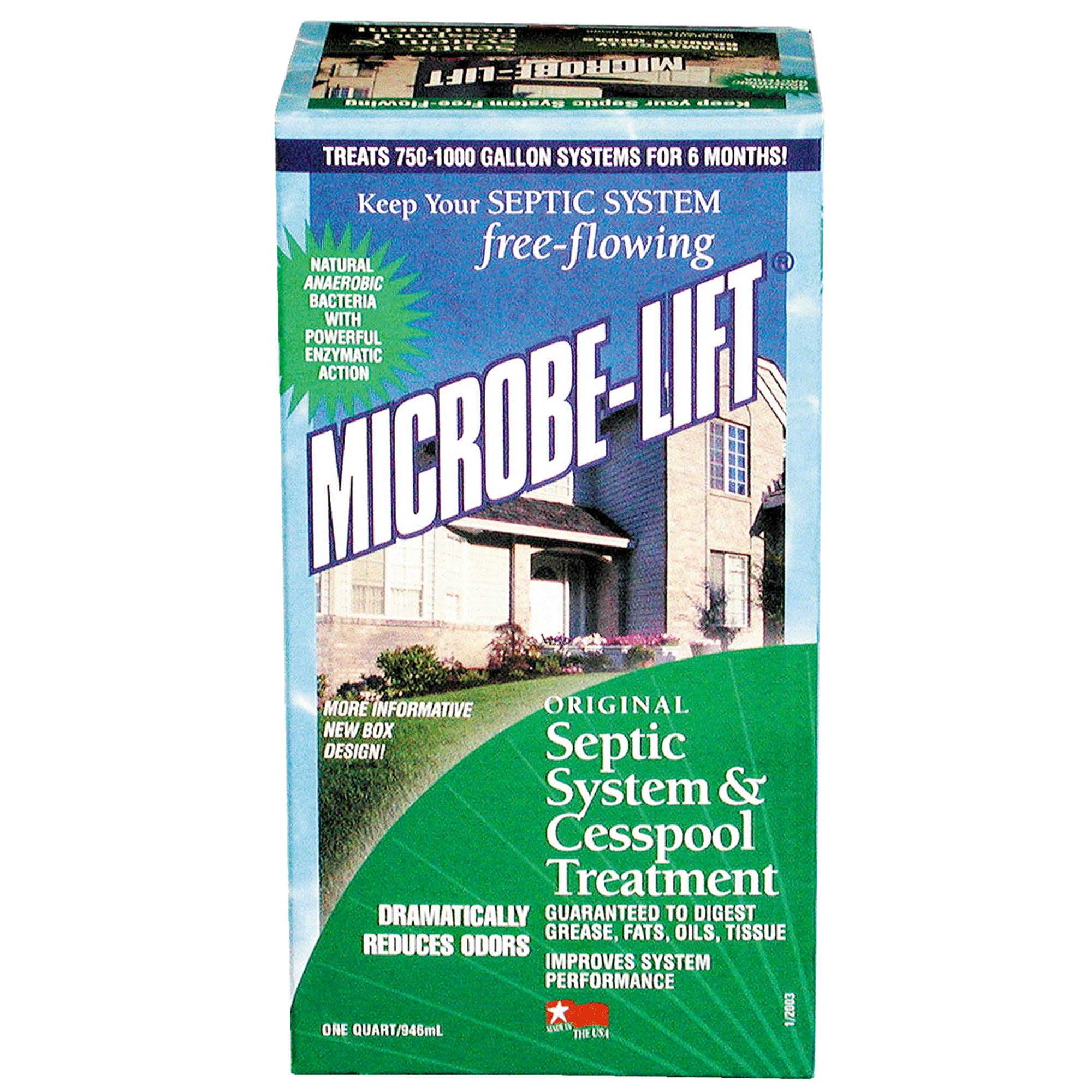 Ecological Laboratories 32oz Septic Cleaner 10Q