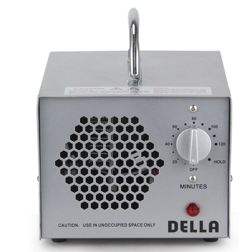 Della Whole House Air Ozone Purifier with HEPA Filter
