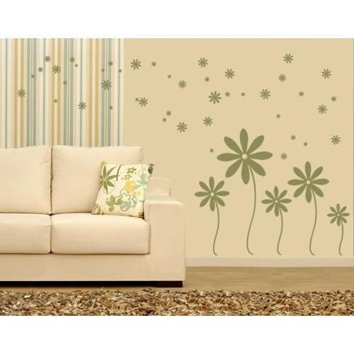 Style and Apply Flower Magic Wall Decal