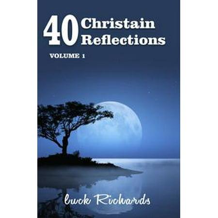 40 Christian Reflections - eBook - Christian Reflection Halloween
