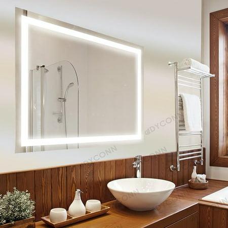 Dyconn Faucet Edison Bathroom Mirror ()
