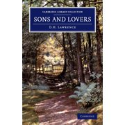 Cambridge Library Collection - Literary Studies: Sons and Lovers (Paperback)