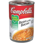 Campbell's Condensed Healthy Request Bean with Bacon Soup, 11.5 oz.