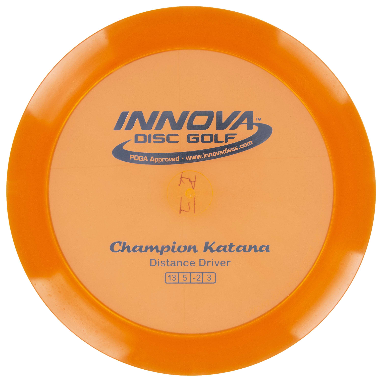 Innova Disc Golf Champion Katana Distance Driver