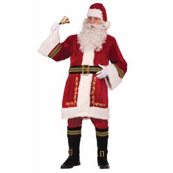 CO-PREM.CLASSIC SANTA CLAUS-XL (Men Christmas Costumes)
